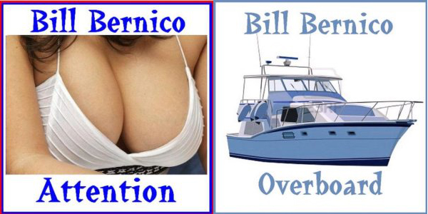 Short Stories by Bill Bernico
